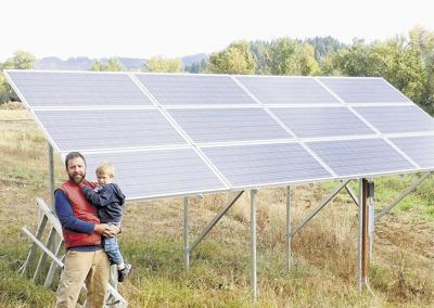 Future shines bright for National Solar