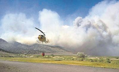 Wildfires Oregon