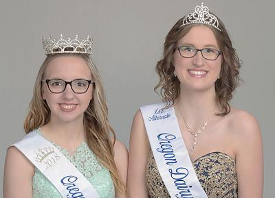 Oregon Dairy Princess Ambassador 2018