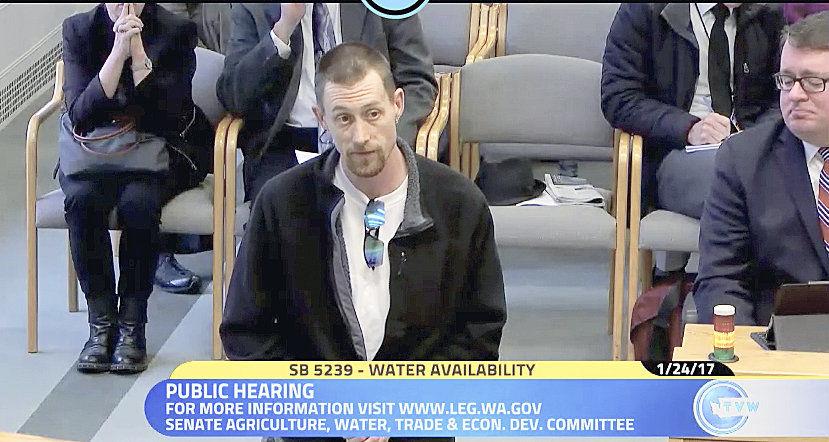 Washington Farm Bureau backs bill to overturn ruling on wells