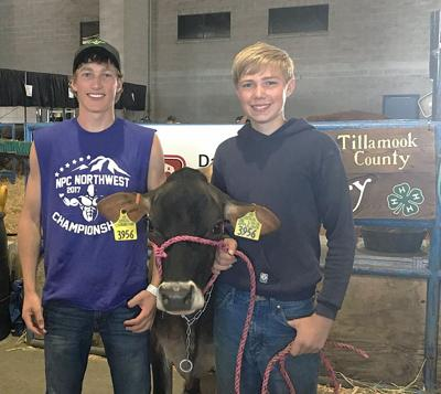 Oregon dairy youth show their stuff at state fair | Dairy
