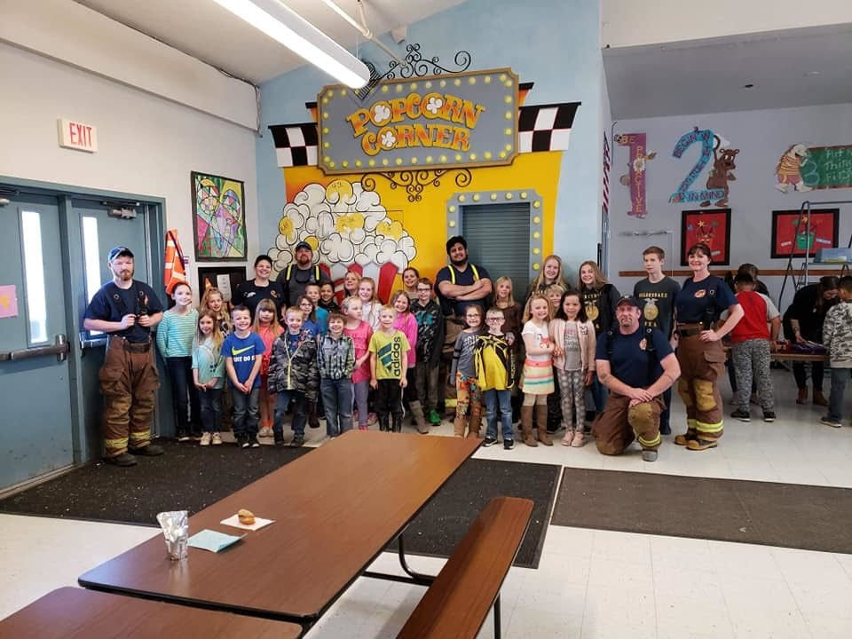 Fire Safety Coloring Contest