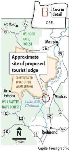 Cove Palisades lodge proposal