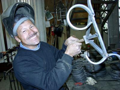 Branding iron tradition stays alive