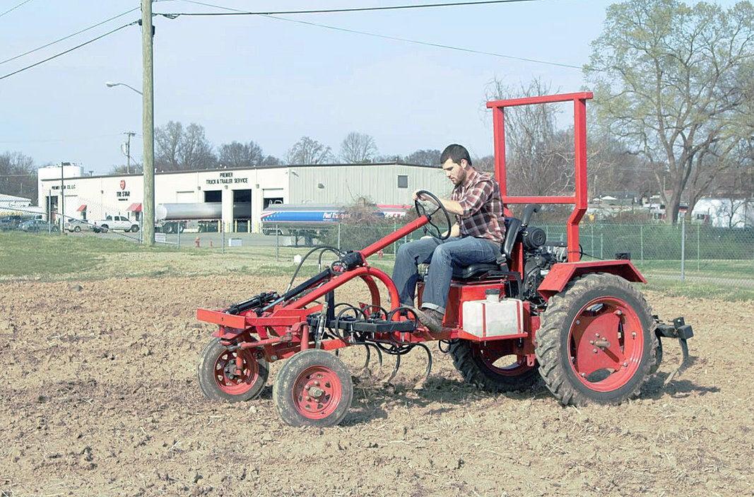New tractor company targets small farm market