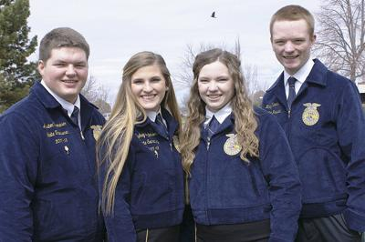 Outgoing Idaho FFA officers wrap up a year of growth