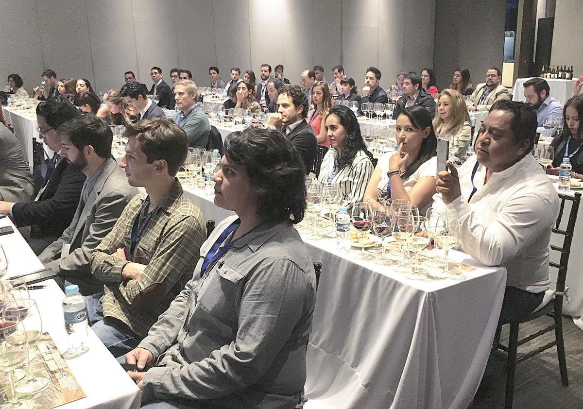 Vintners court Mexican buyers as U S  wine export values soar