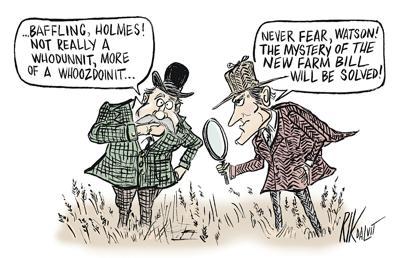 Secrecy spawns bad laws