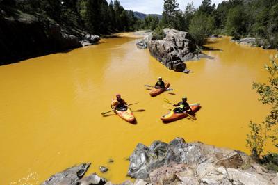 Animas River mine spill