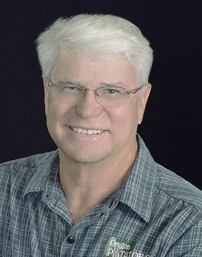 Bill Brewer, Oregon Potato Commission CEO