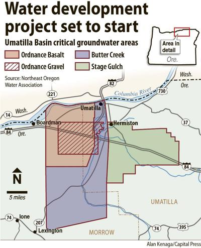 Umatilla Basin water project