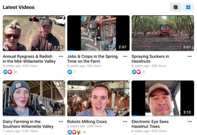 Adopt a Farmer Videos