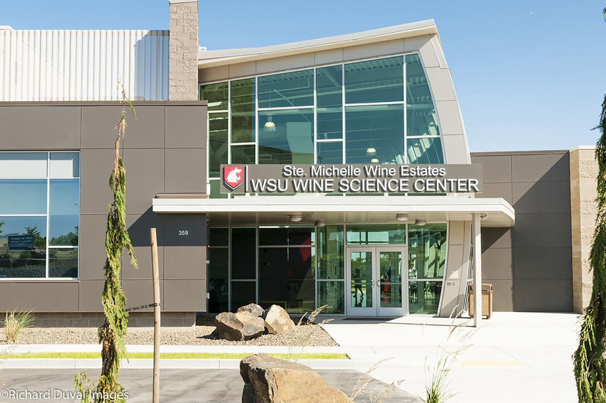 Ste. Michelle Wine Science Center
