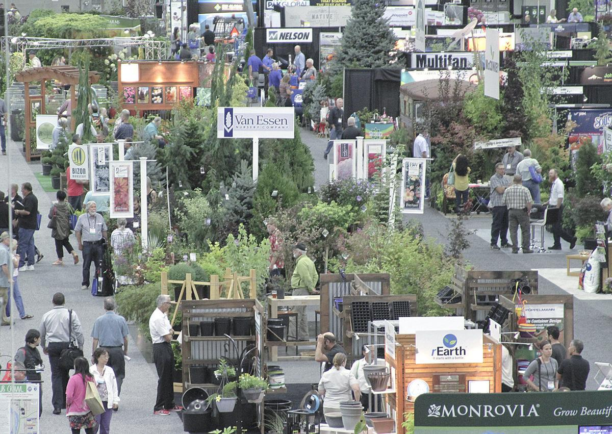 Nursery industry meets at Farwest Show