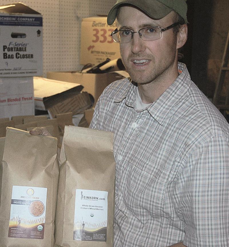 Teton farmer specializes in ancient wheat subspecies | Idaho