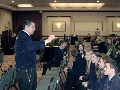 Washington FFA honors past, looks to future