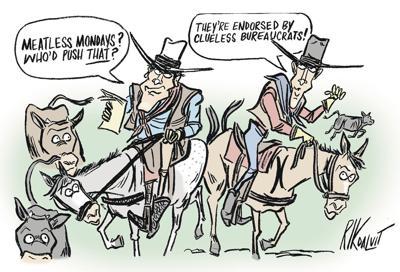 USDA bureaucrats lose focus