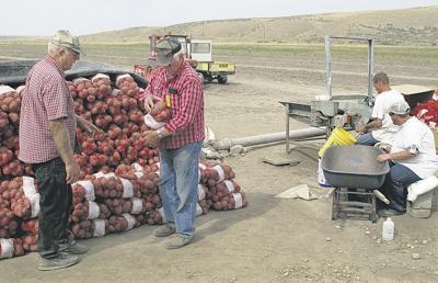 Growers help prison bloom