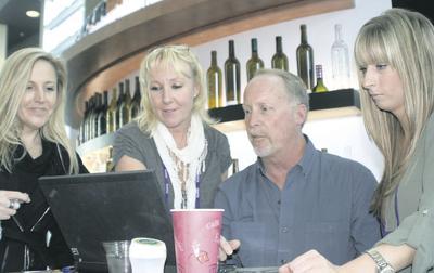 Liquor sales switch hurts wine volume, helps wine revenue