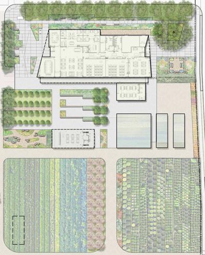 Chemeketa Community College Agriculture Complex