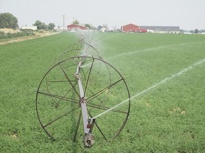 Idaho ranks No. 2 in total irrigation withdrawals