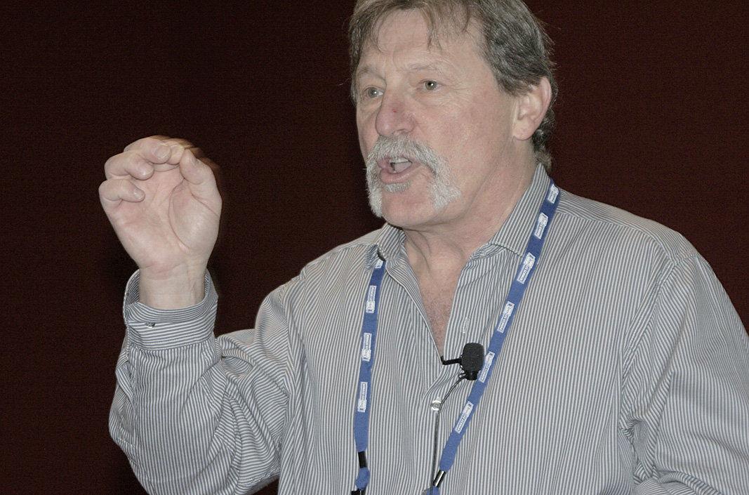 WSU small grains economist Randy Fortenbery