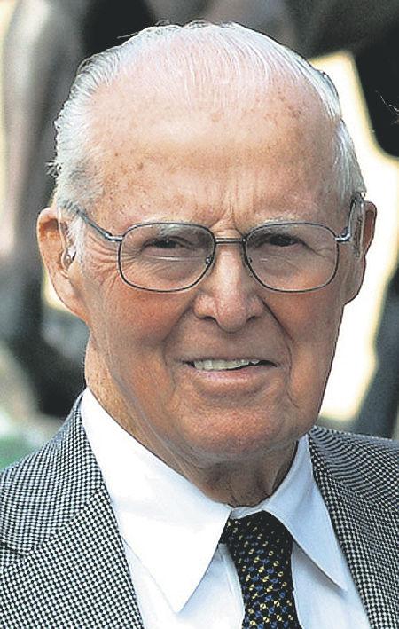 Borlaug led way to feeding the world