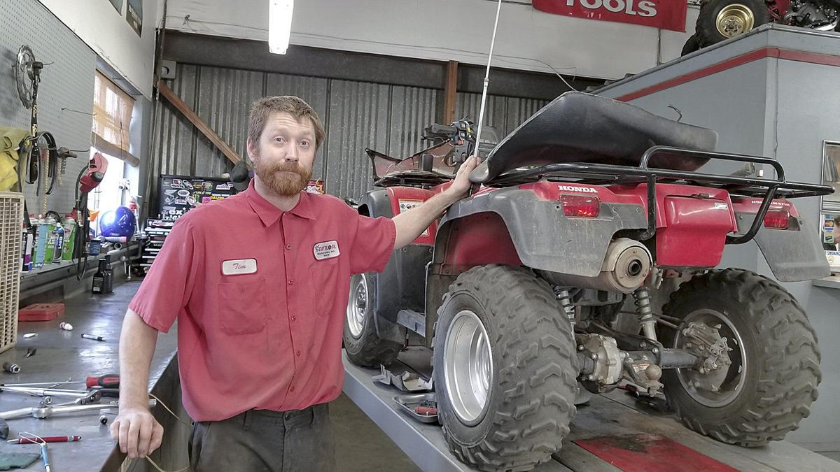 ATVs, side-by-sides need maintenance, too