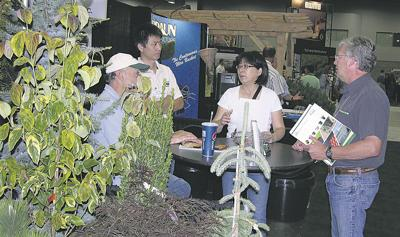 Nursery operators see uptick at annual Farwest Show
