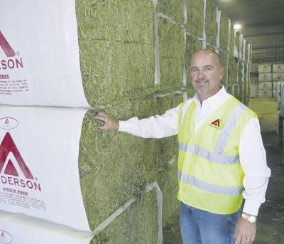 Western innovator: World hungers for quality hay