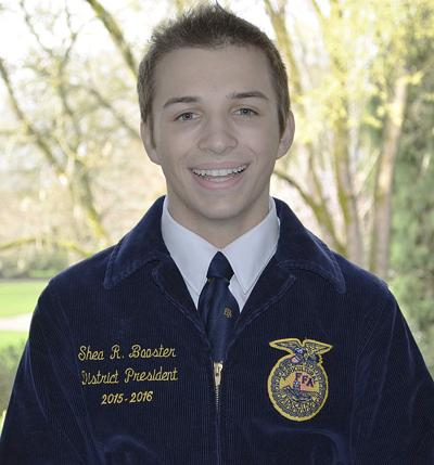 OSU student elected to national FFA officer team