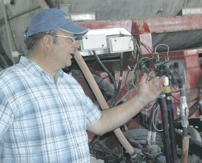 Western innovator: Farmer does his own research