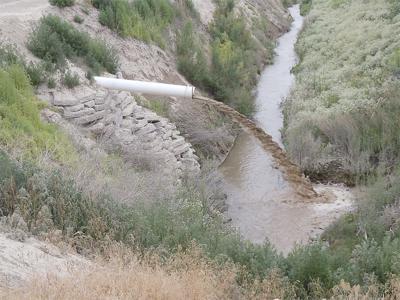 Idaho  bill aims to reduce irrigation sediment