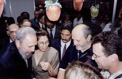 PNW fruit to Cuba will take time