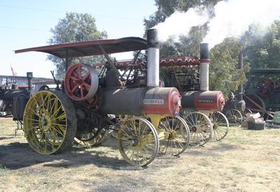 Steam-Up stokes interest in ag history