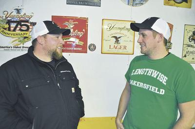 Brothers move from hop farming to distribution