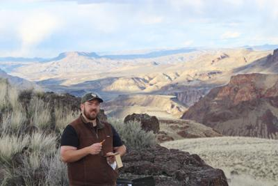 Friends of the Owyhee founder and executive director Tim Davis