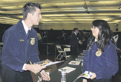 FFA leaders exude passion