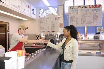 WSU scoops up top award with Huckleberry Ripple ice cream