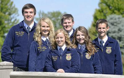 FFA an integral part of Northwest Ag Show