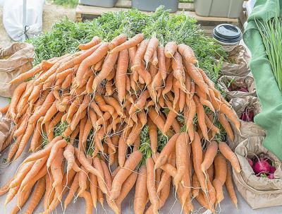 Washington health agency seeks money to buy produce for poor