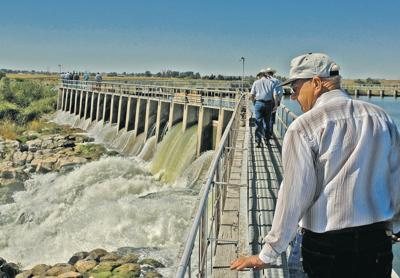 Aging dams threaten cities, store less water