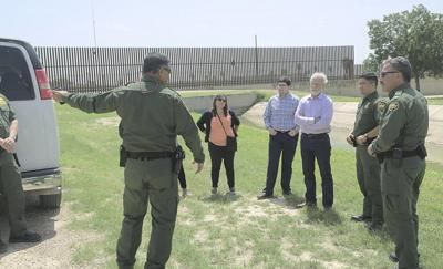 Congressman visits border seeking facts on immigration