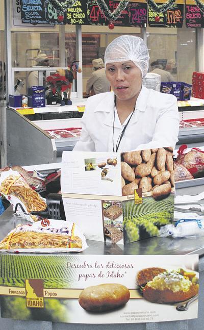 Mexican retailer plugs Idaho goods