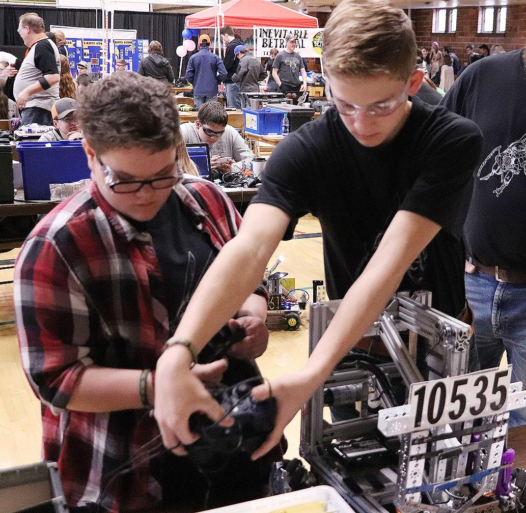 Idaho 4-H embraces robotics