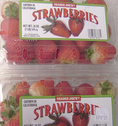 Strawberry production stabilizes; China begins imports