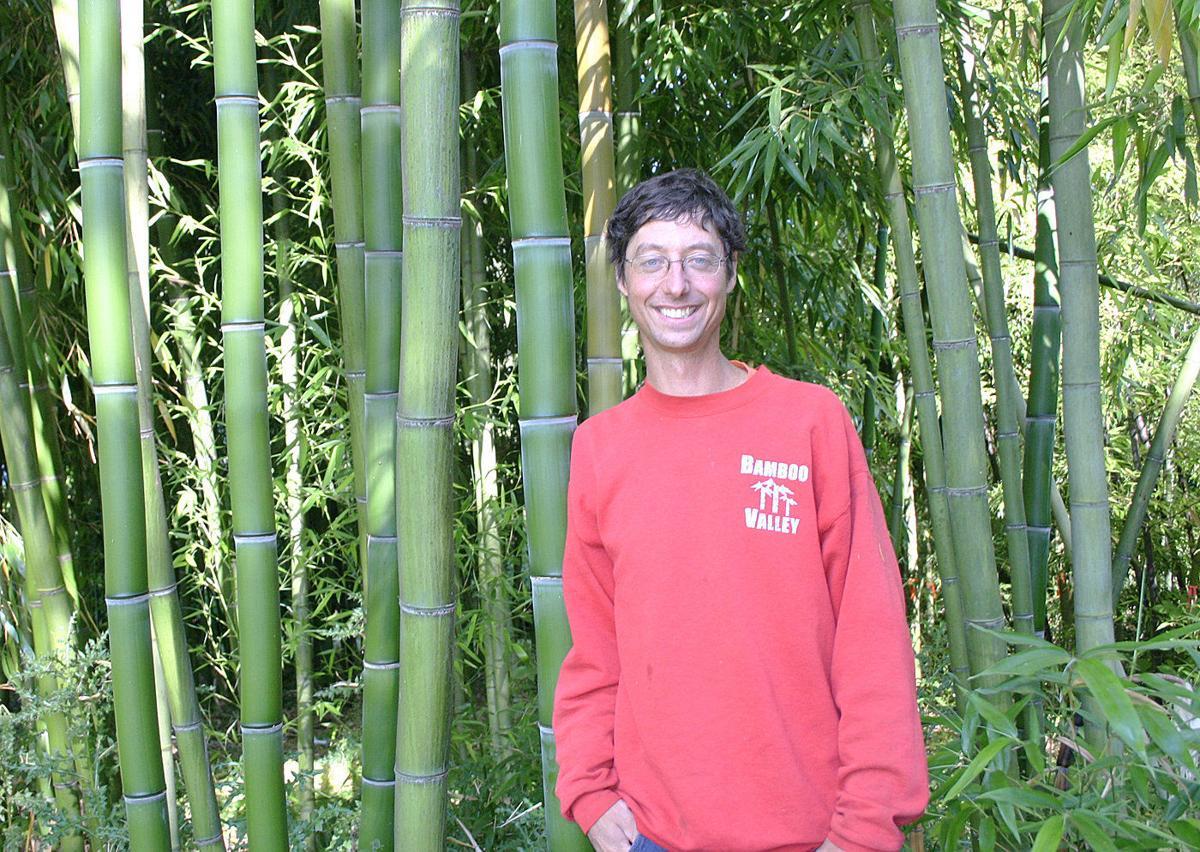 Bamboo a life-long fascination
