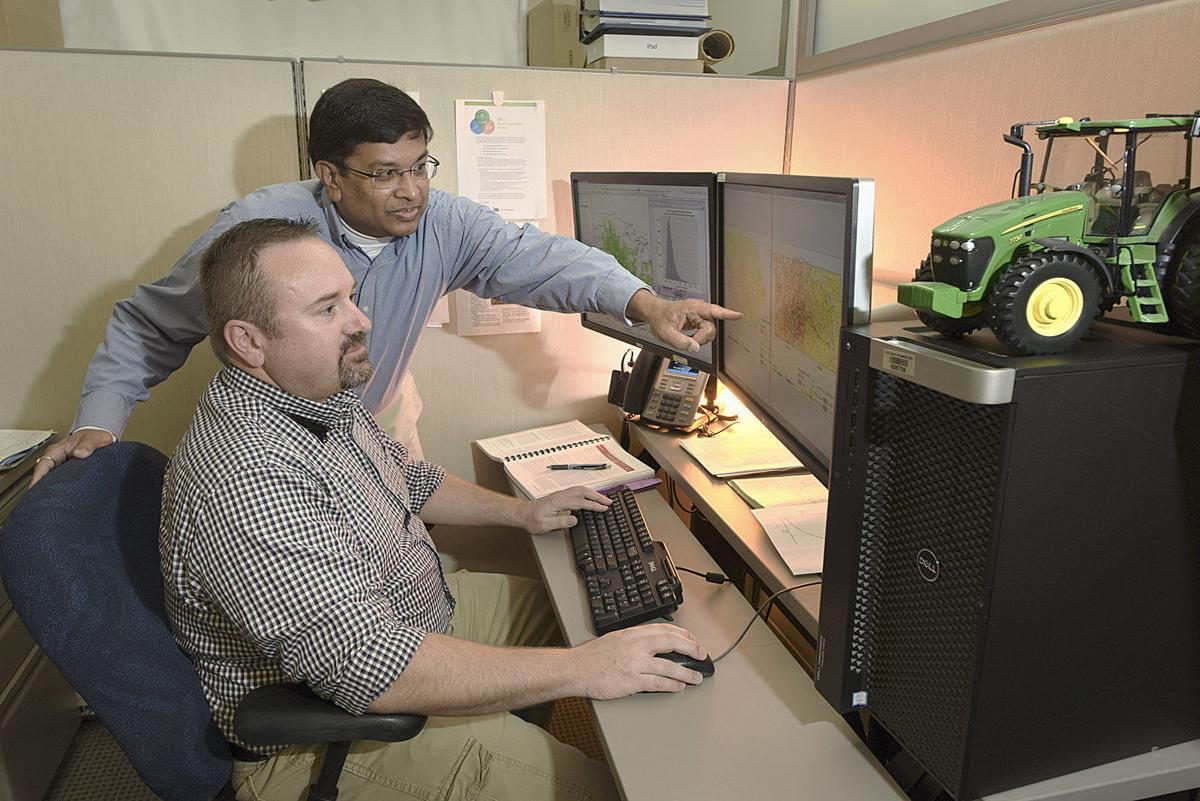 National Laboratory seeks ways to boost ag production