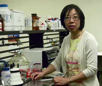 Researcher: Pomace full of promise