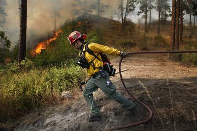 Okanogan wildfire largest in Washington state history